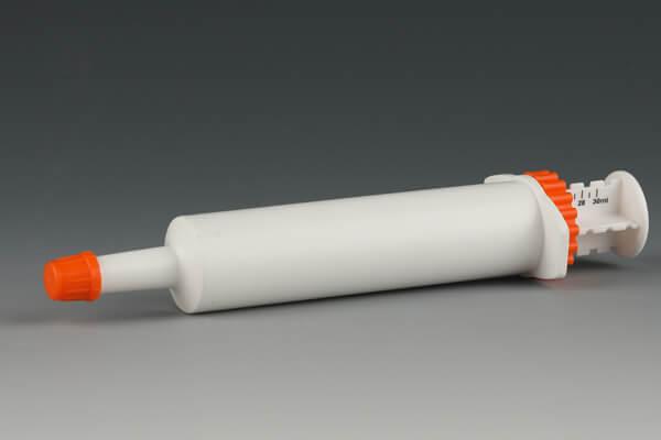 Veterinary Syringes EO Sterilization