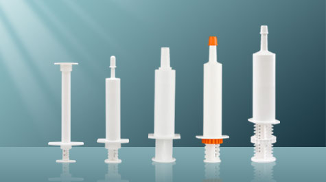 See the use of veterinary syringe from specifications