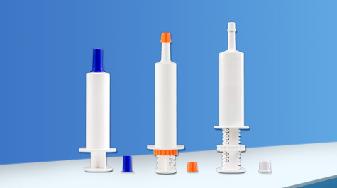 Pay more attention on the use of paste syringe