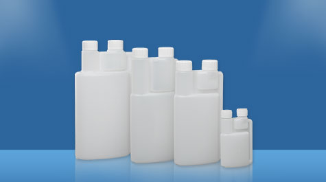Material characteristics of plastic packaging bottles