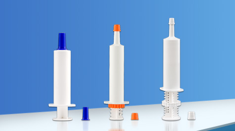 Classification and use of veterinary syringes