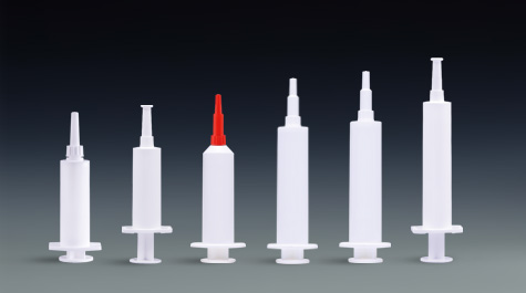 Abnormal toxicity detection of veterinary syringe