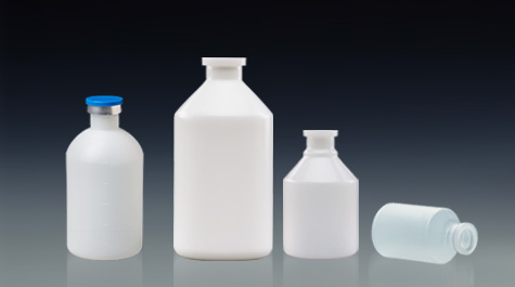 What are the production processes of plastic bottles