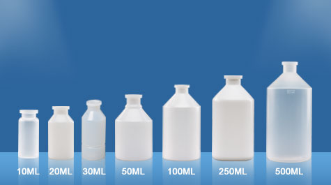 The difference between PET veterinary plastic bottle and PP material
