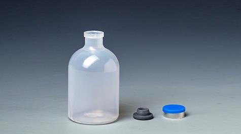 Precautions for ethylene oxide sterilization of plastic vaccine bottles