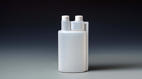 Introduction to the production process of disinfectant bottles