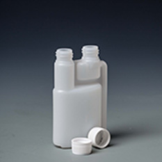 100ml Twin Neck Bottle A204