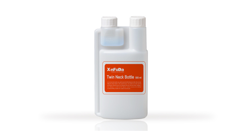500ml Double Neck Bottle A197