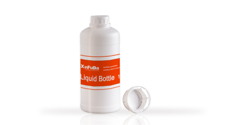1000ml chemical COEX empty pesticide plastic bottle with EVOH A56