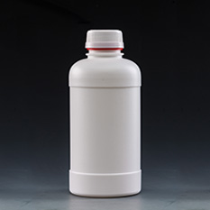 1000ml PE bottle with tamper-resistant cap A130