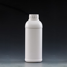 1000ml HDPE disinfectant bottle A177